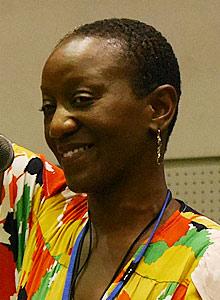 Karlene Griffiths Sekou